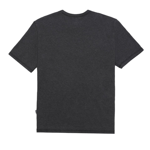 MSFTS Tee, Black Heather