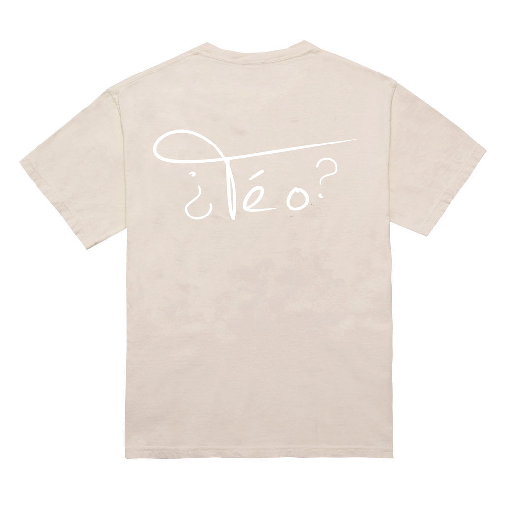 Uno Dos T-Shirt, Sand