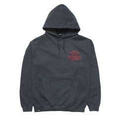 Family Hoodie, Charcoal Heather