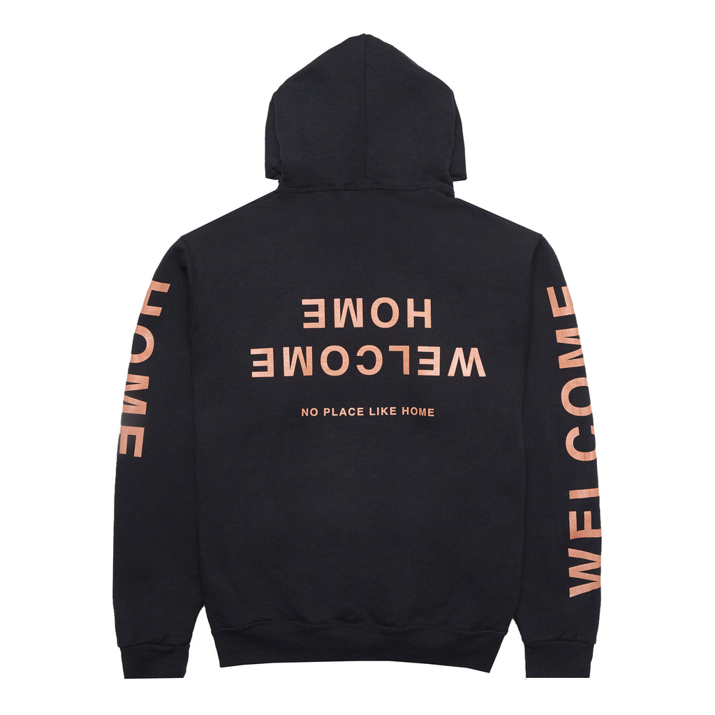 Welcome Home Sweatshirt, Black