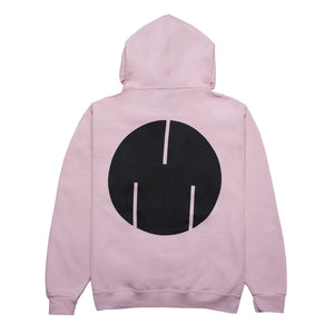 Circle Logo Sweatshirt, Pink