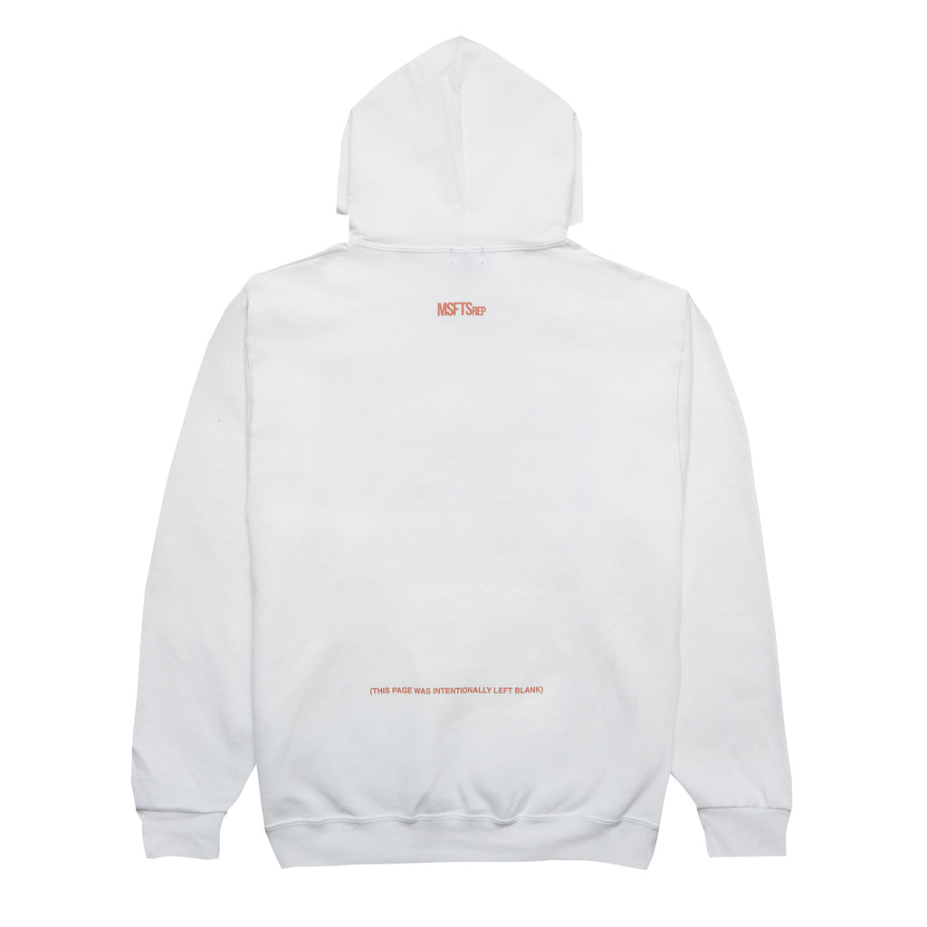 Catharsis Sweatshirt, White