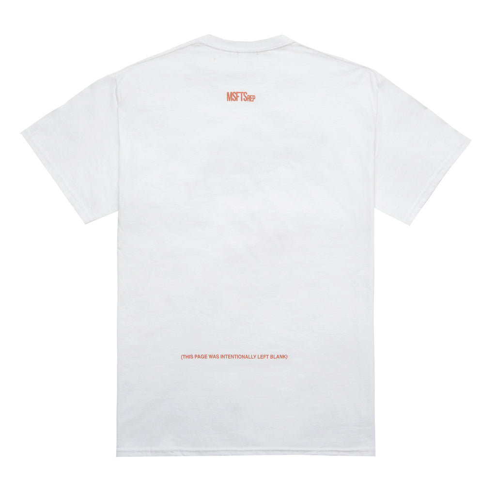 Only The Lonely T-Shirt, White