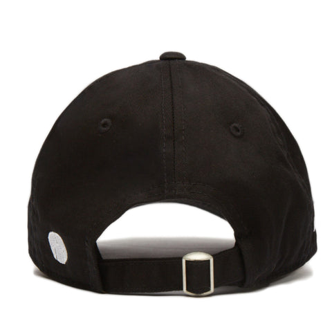 Reverse-rep Cap, Black