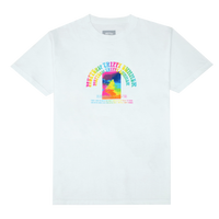 Trippy Summer T-Shirt, White