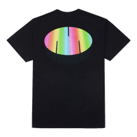 Trippy Summer T-Shirt, Black