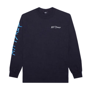 Freehand Long Sleeve T-Shirt, Black