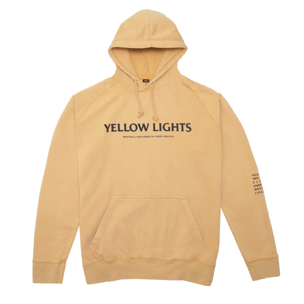 Yellow Lights Hoodie (Yellow)