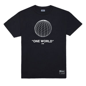 One World T-Shirt, Black