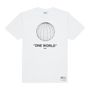 One World T-Shirt, White
