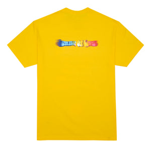 Psychotropic T-Shirt, Yellow