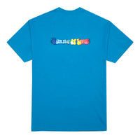 Psychotropic T-Shirt, Electric Blue