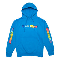Psychotropic Hoodie, Electric Blue