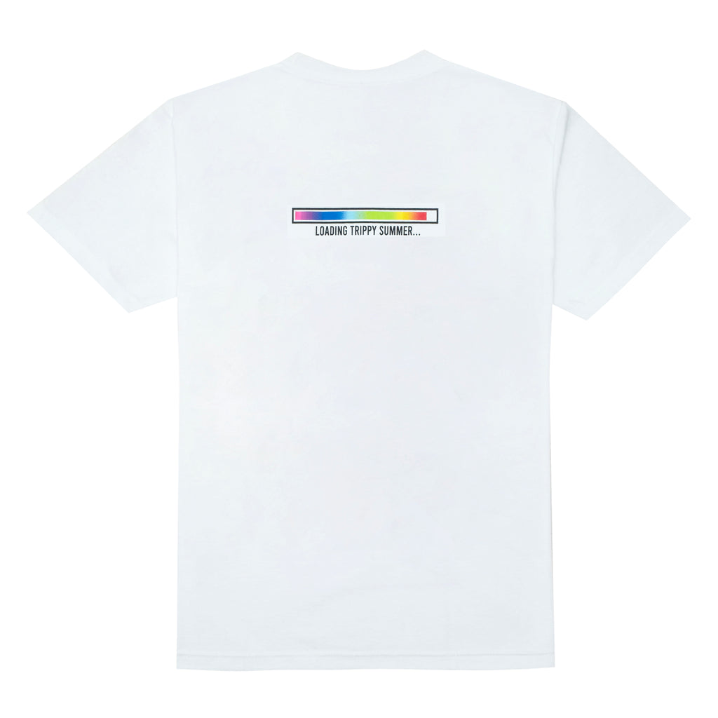 Loading Trippy Summer T-Shirt, White
