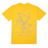 ERYS Tour T-Shirt, Yellow