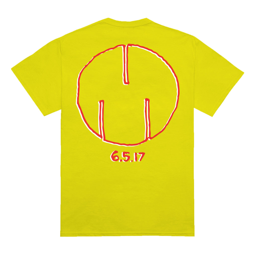 Blow Up Your TV T-Shirt, Yellow