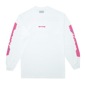 Vision Long Sleeve T-Shirt, White