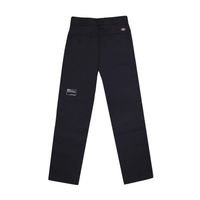 Flame Logo Dickies Pant, Black