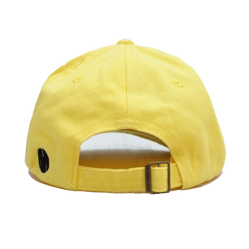 Freehand Cap, Yellow