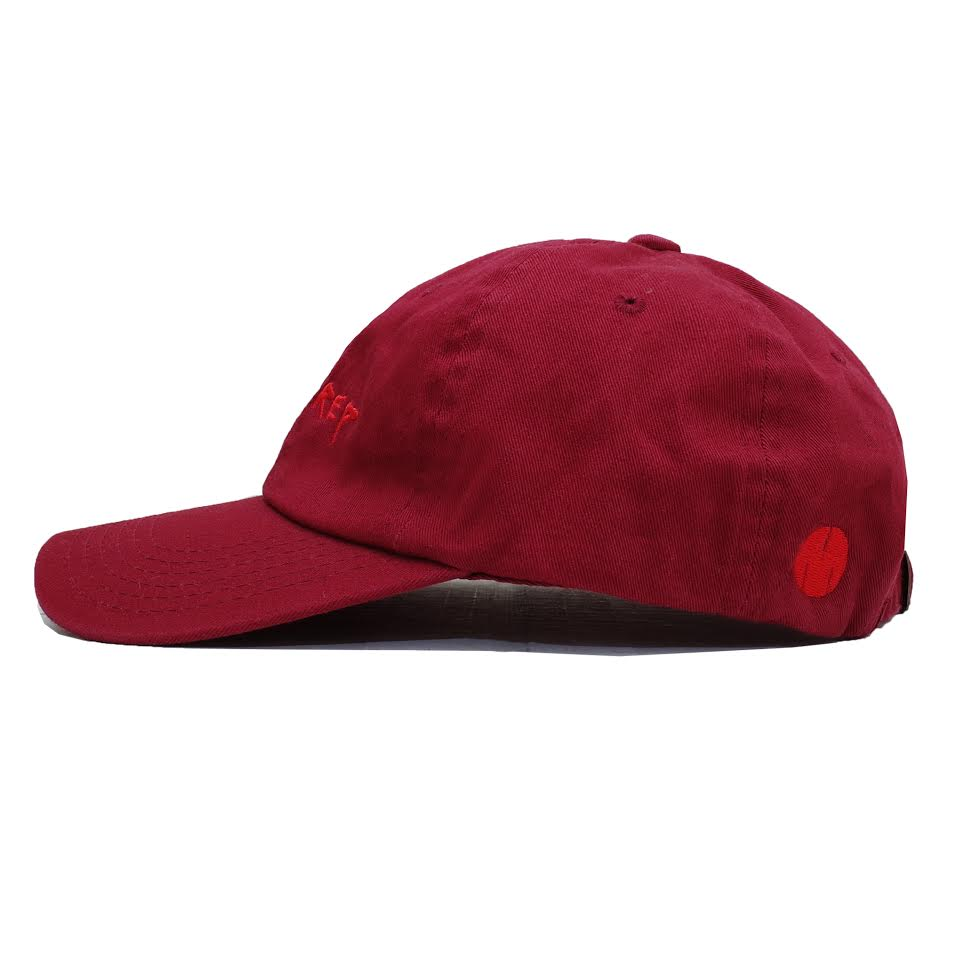 Freehand Cap, Ox-Blood