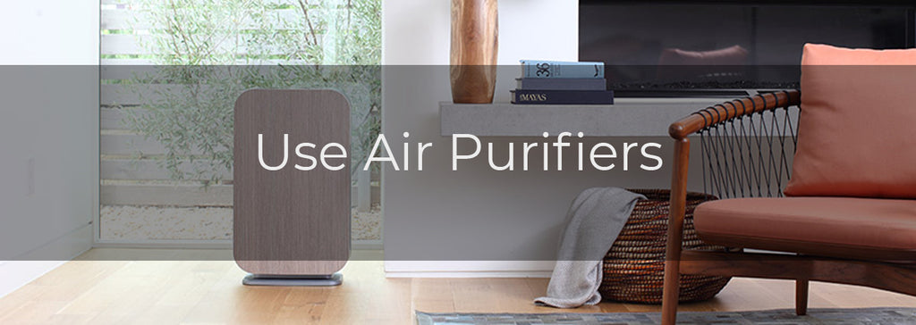 Use Air Purifiers - Image of an Alen BreatheSmart 75i in a gorgeous modern home
