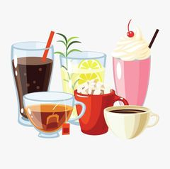 Shakes, Drinks & Tea