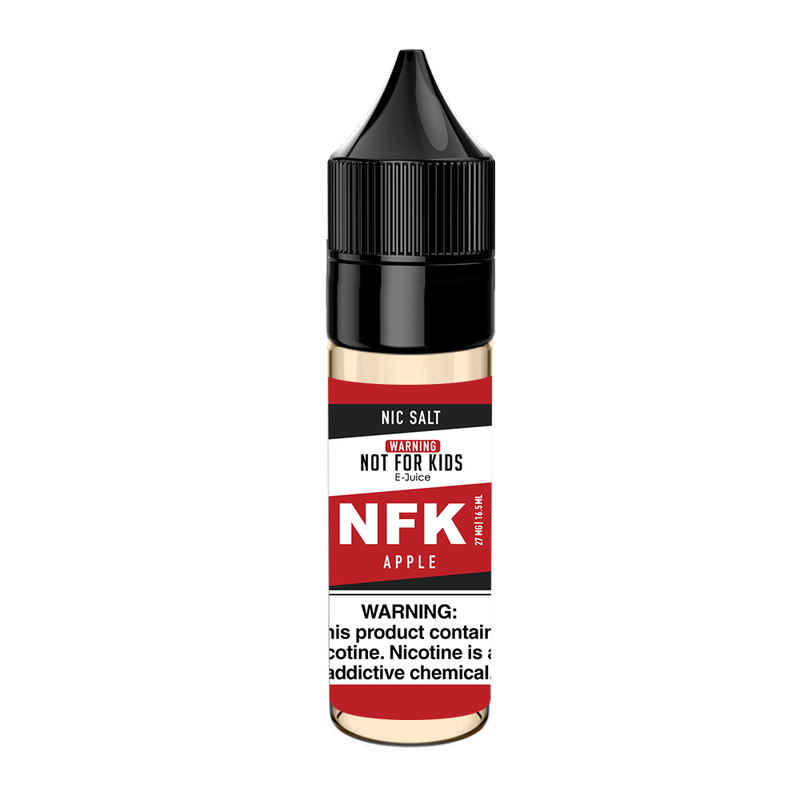 NFK - Apple [Nic Salt] (16.5ML) (NOT FOR SALE IN USA)