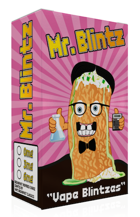 Vape Breakfast Classics - Mr. Blintz (60ML)