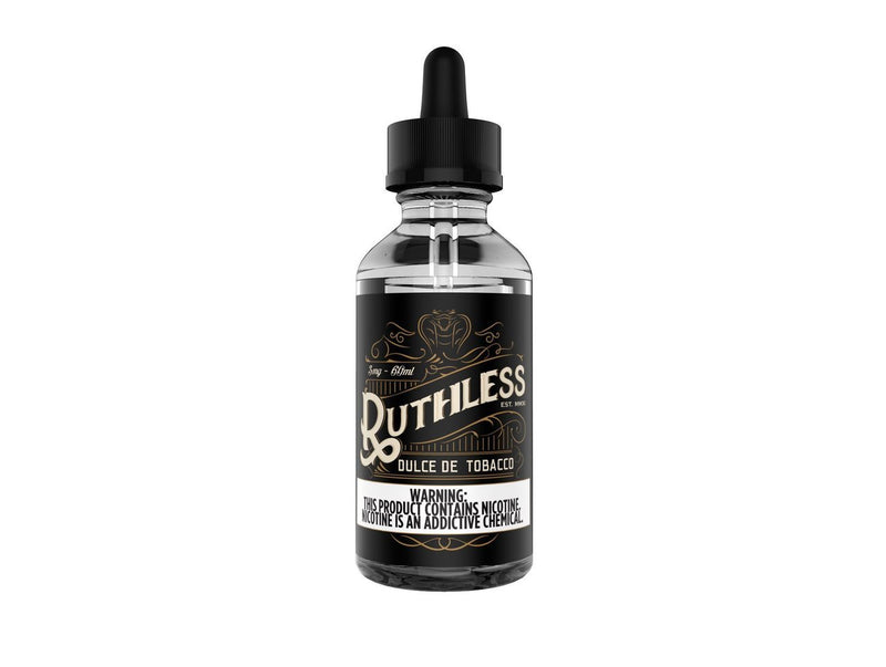 Ruthless Tobacco - Dulce De Tobacco (60ML) *DROP SHIPS*