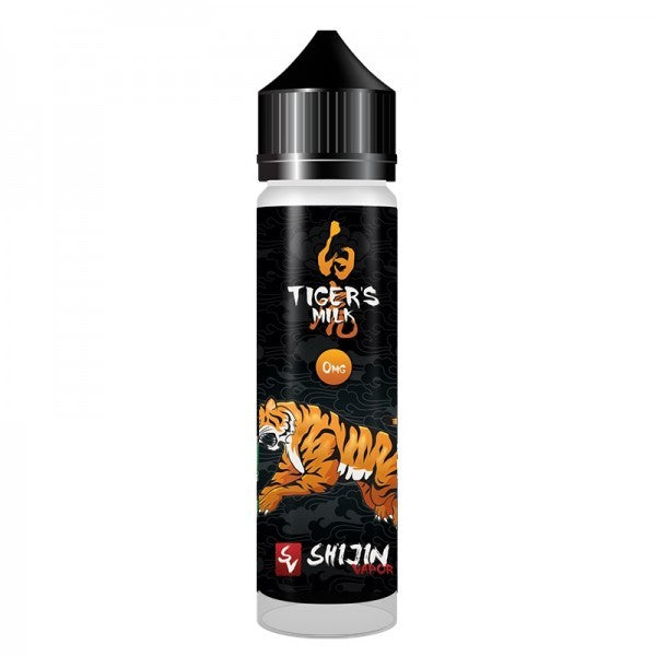 Shijin Vapor - Tiger's Milk (60ML or 120ML)