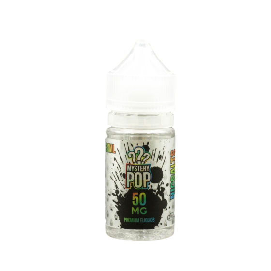Mighty Vapors - Mystery Pop [Salt Nic] 30ML