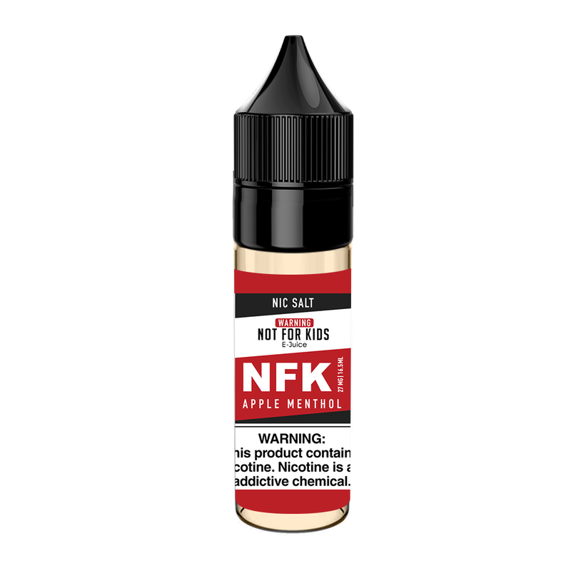 NFK - Apple Menthol [Nic Salt] (16.5ML) (NOT FOR SALE IN USA)