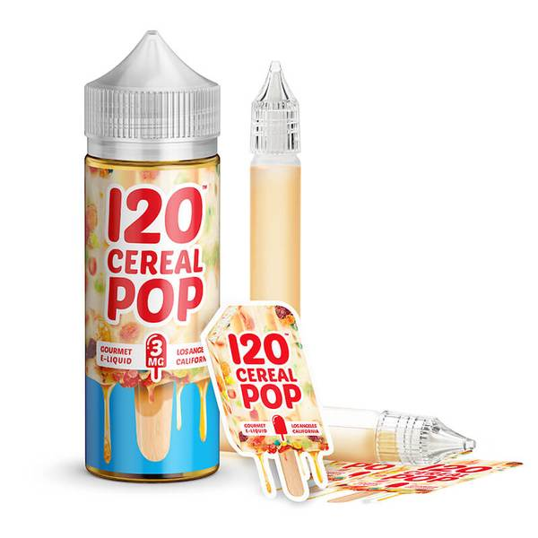 120 Cereal Pop (120ML)