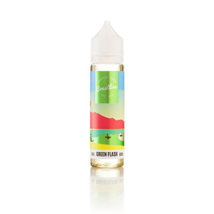 Coastline (Ripe Vapes) - Green Flash (60ML)