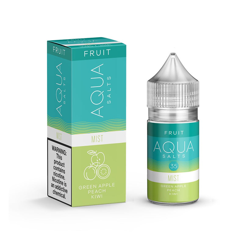 Aqua Salts - Mist [Salt Nic] (30ML)