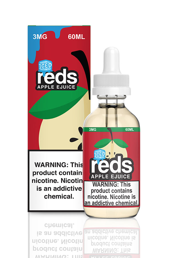 Reds Apple - Apple ICED (60ML)