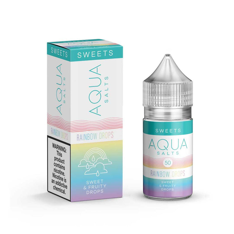 Aqua Salts - Rainbow Drops [Salt Nic] (30ML)