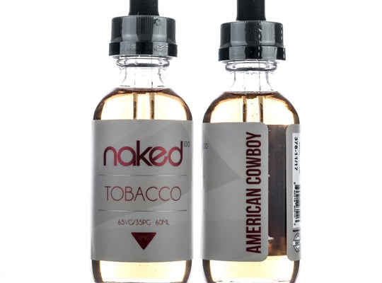 Naked100 - American Patriot [Cowboy] (60ML)