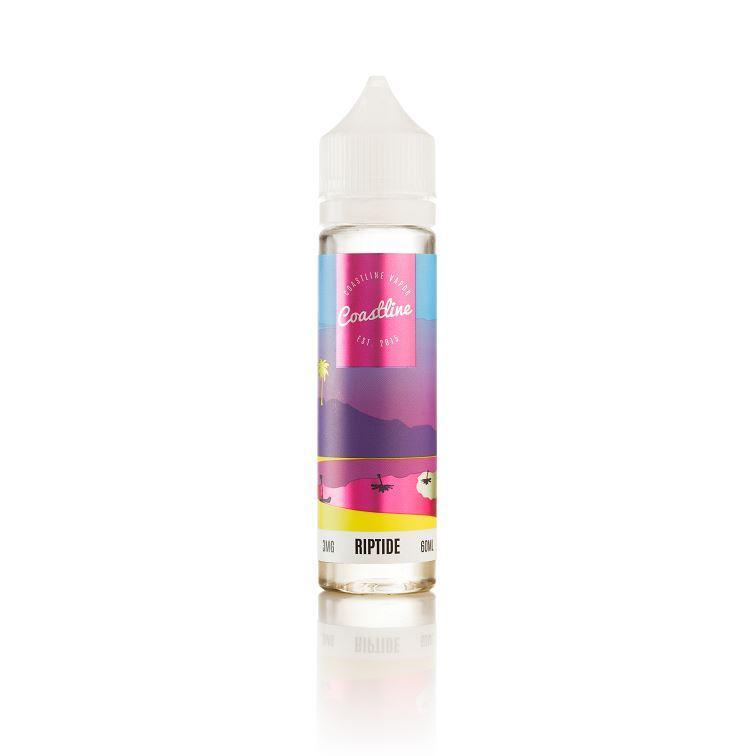 Coastline (Ripe Vapes) - Riptide (60ML)