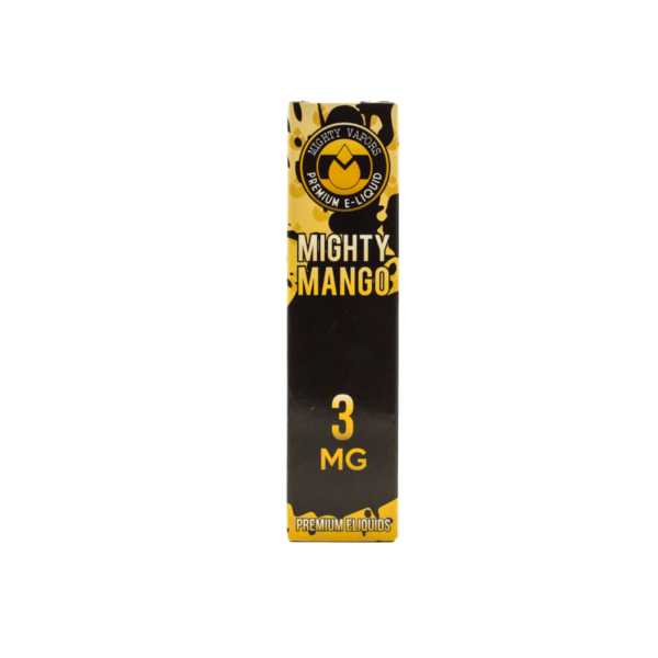 Mighty Vapors - Mighty Mango (60ML)
