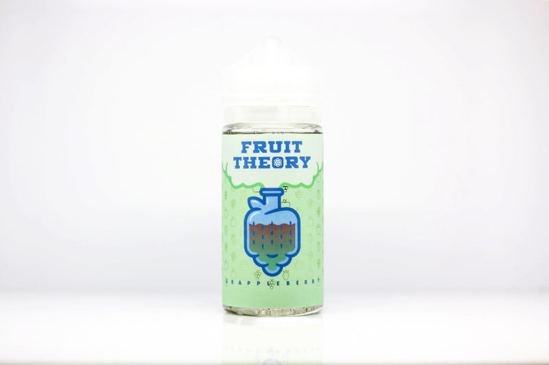 Fruit Theory - Grappleberry [Salt Nic] (30ML)