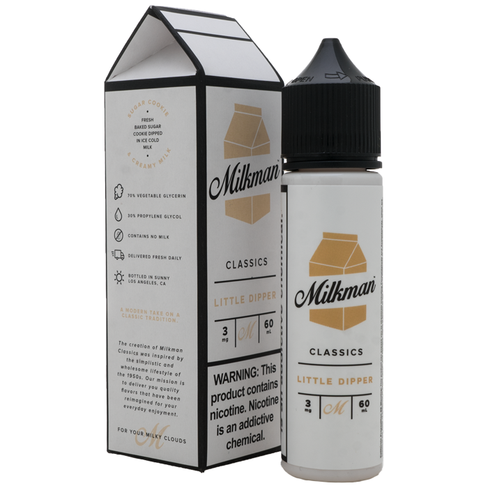 The Milkman - Little Dipper (60ML)