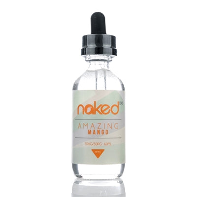 Naked100 - Amazing Mango (60ML)