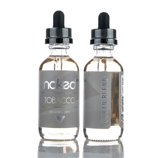 Naked100 - Cuban Blend (60ML)