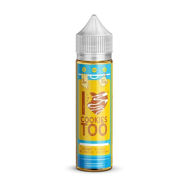 I Love Cookies Too (60ML)