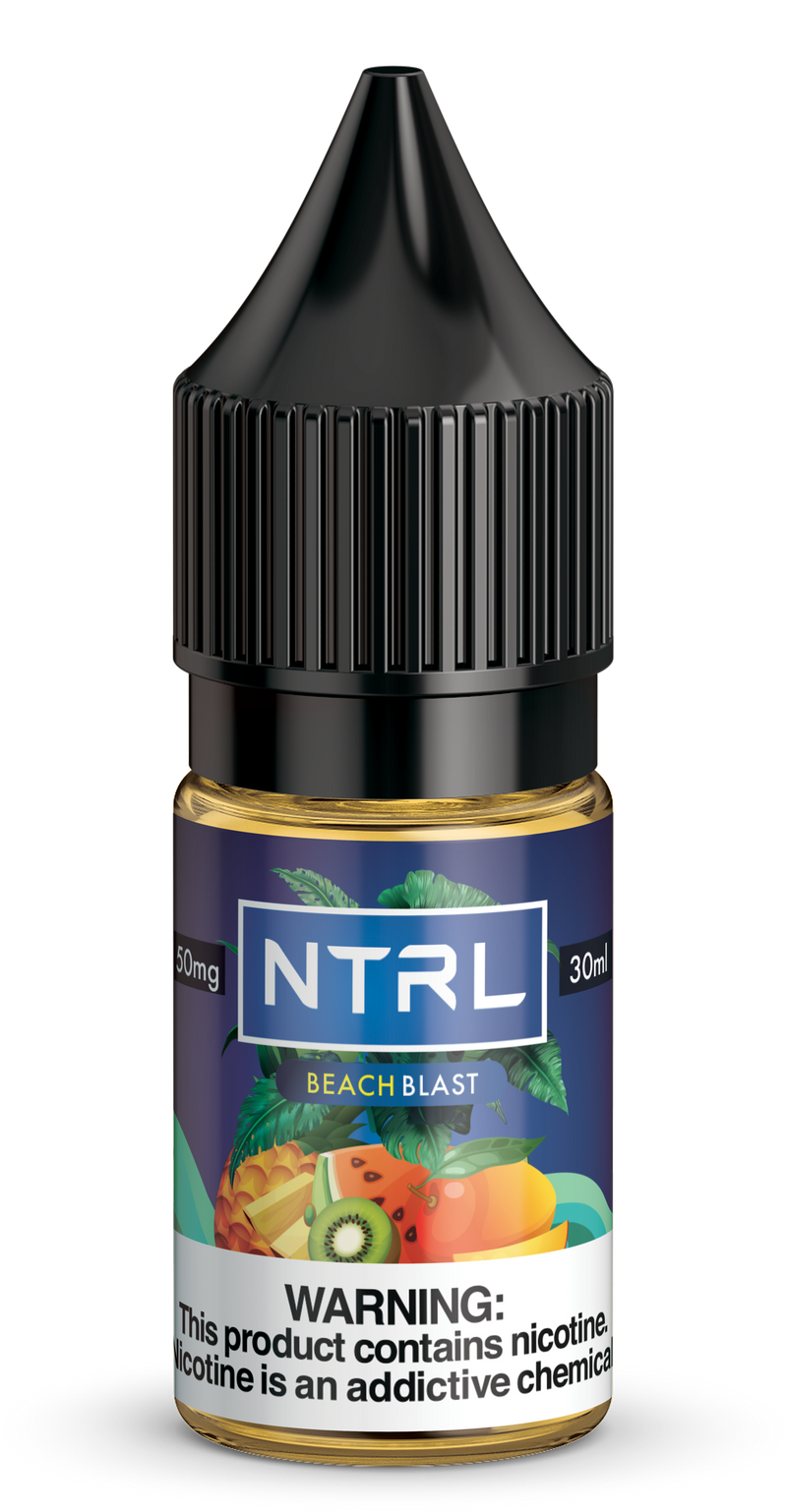 NTRL - Beach Blast [Salt Nic] (30ML) (NOT FOR SALE IN USA)