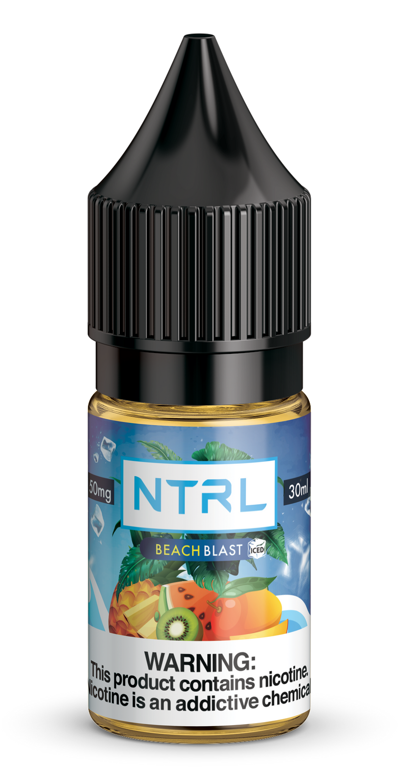 NTRL - Beach Blast ICE [Salt Nic] (30ML)