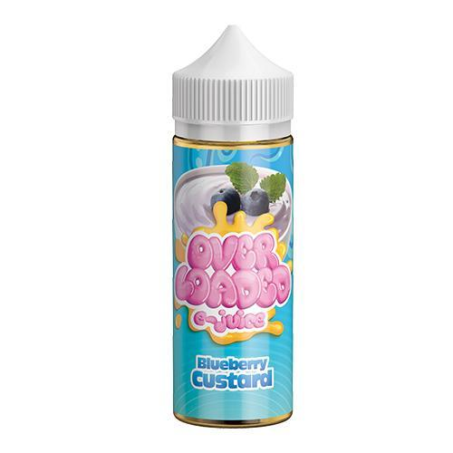 Overloaded - Blueberry Custard (120ML)