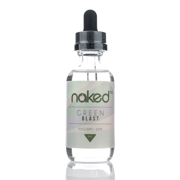 Naked100 - Green Blast (60ML)