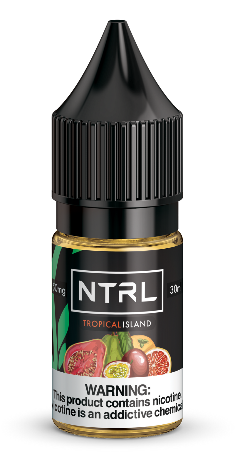 NTRL - Tropical Island [Salt Nic] (30ML) (NOT FOR SALE IN USA)